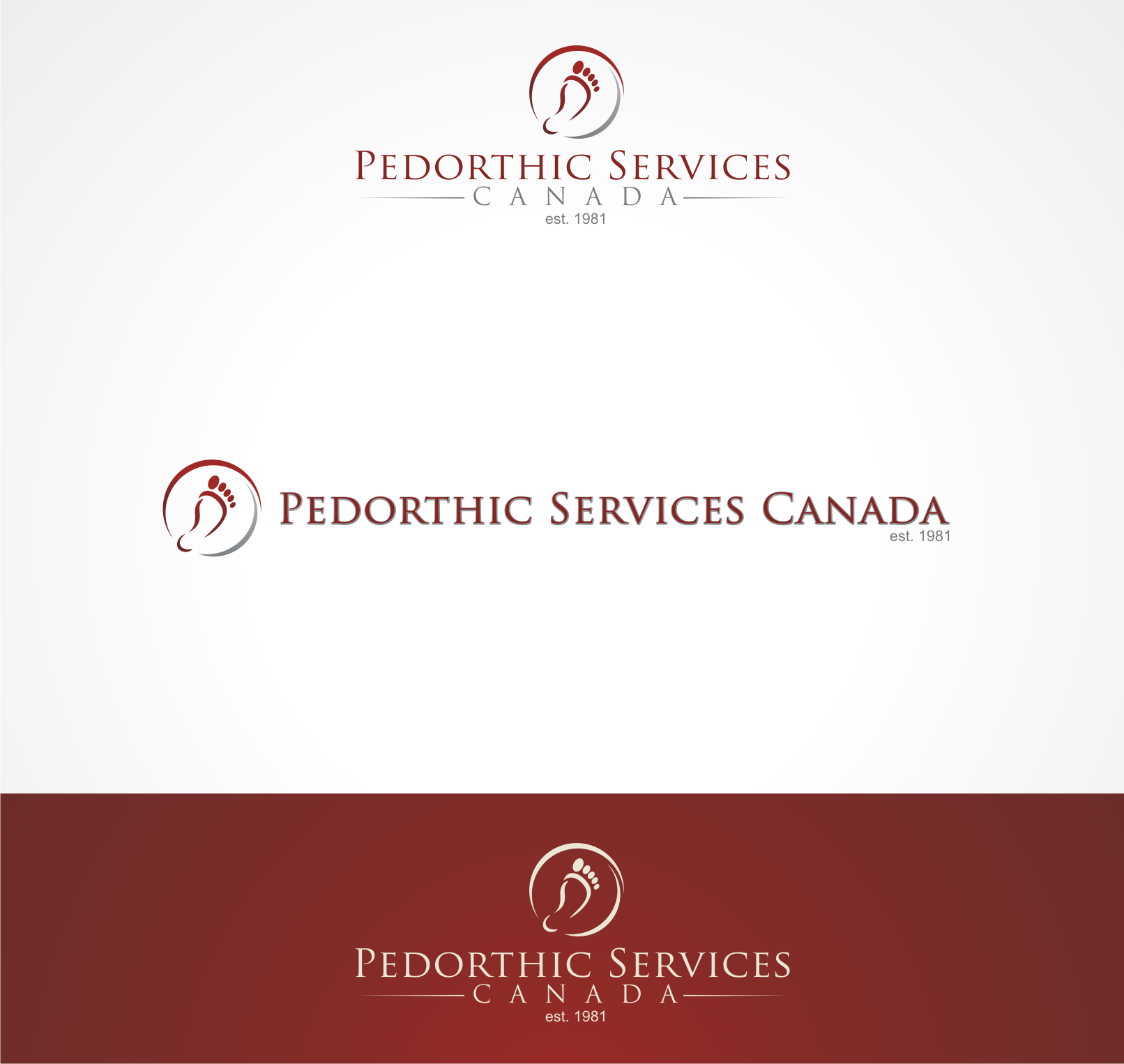 Pedorthic Services Canada Needs a  NEW LOGO!
