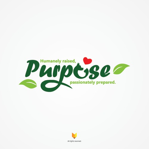 Help to start Raw Pet Food business with an Awesome Logo