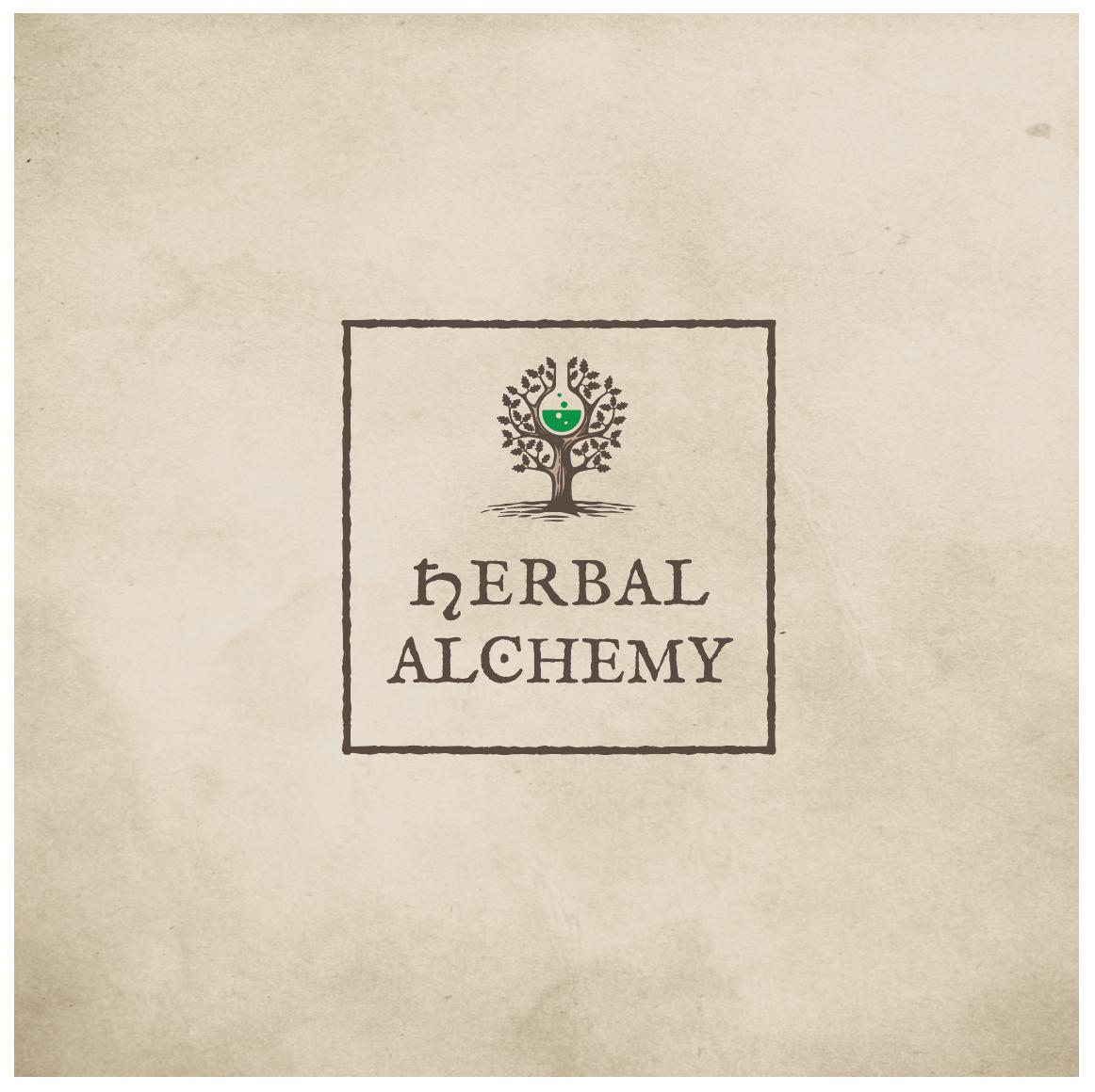 Badass herbalists looking for revolutionary logo