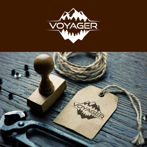 Outdoor Tech Brand logo for Voyager