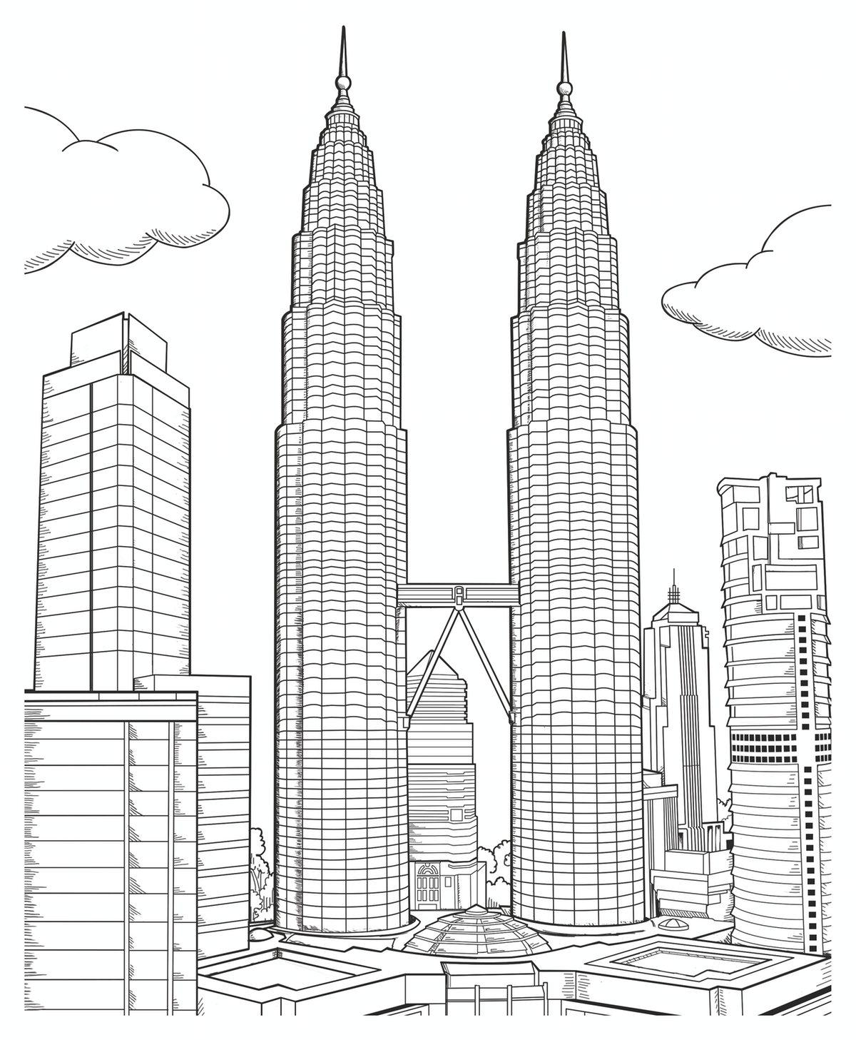 Exciting Opportunity-Create 8 sketches And designs for an adult coloring book