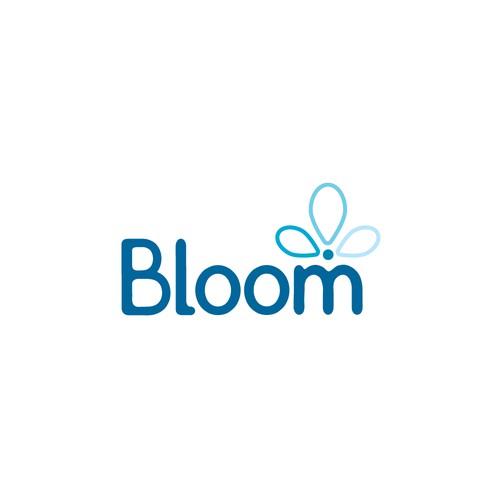 Design a logo for Bloom