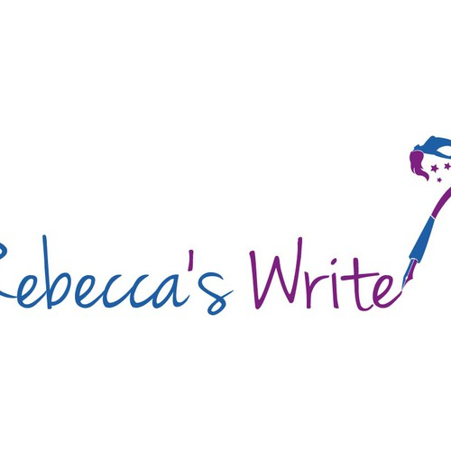 Create Powerful Logo for Rebecca's Write
