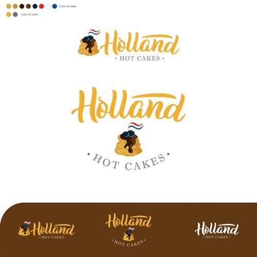 Logo Holland Hot Cake