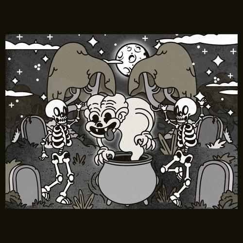 Halloween Concept Design