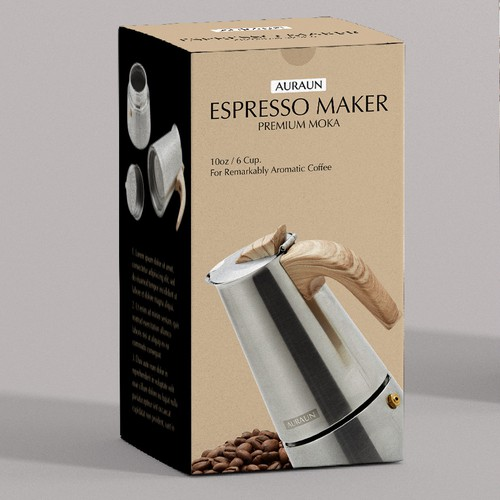 Auraun, Espresso Maker