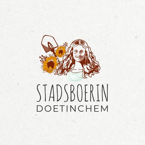 Portrait logo