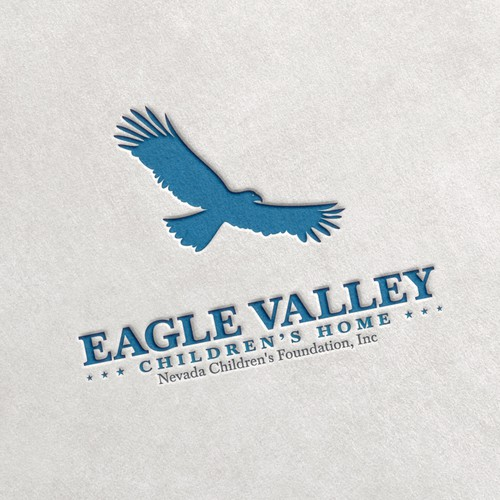 Logo for a residential facility providing provide direct care and training to people with special needs.