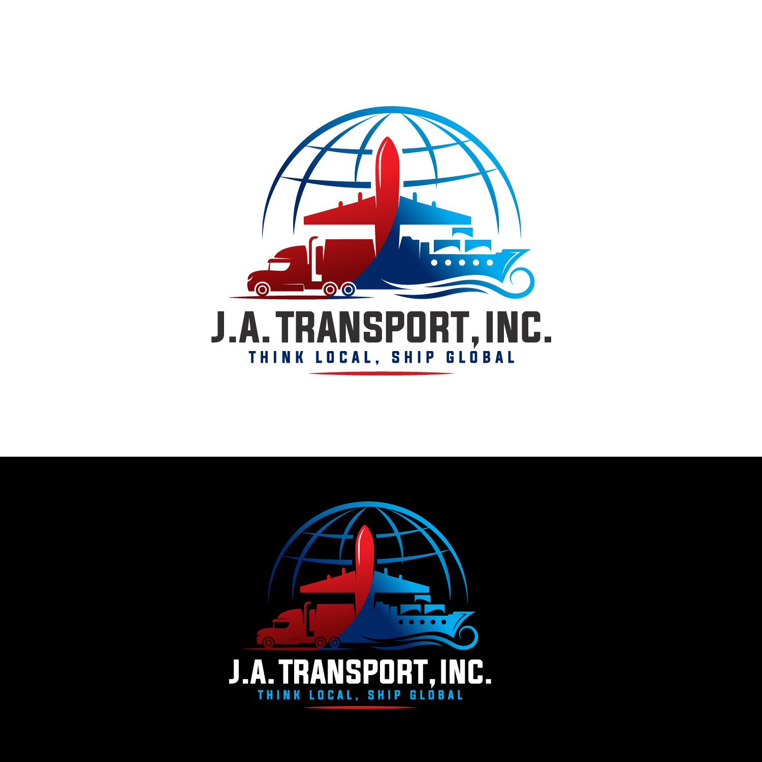 J.A. Transport Shipping company