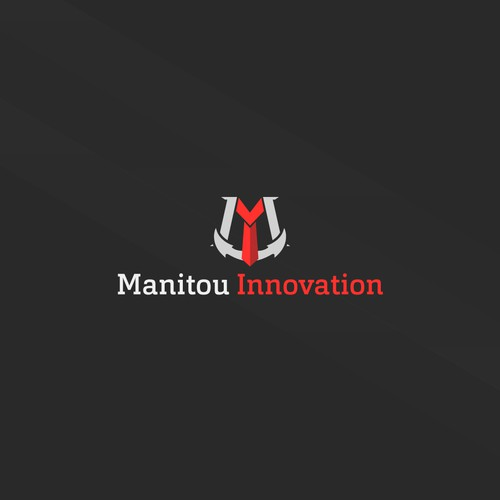 Create a logo and website with an up north (Northern/Lake Country Minnesota) feel for Manitou Innovation