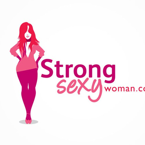 Strong Sexy Woman.com needs a new logo