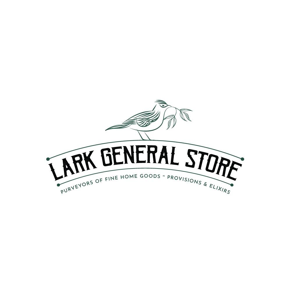 Create brand logo for mercantile retail store