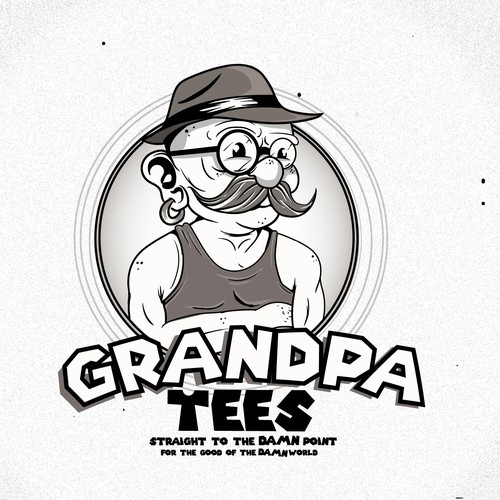 baddass grandpa
