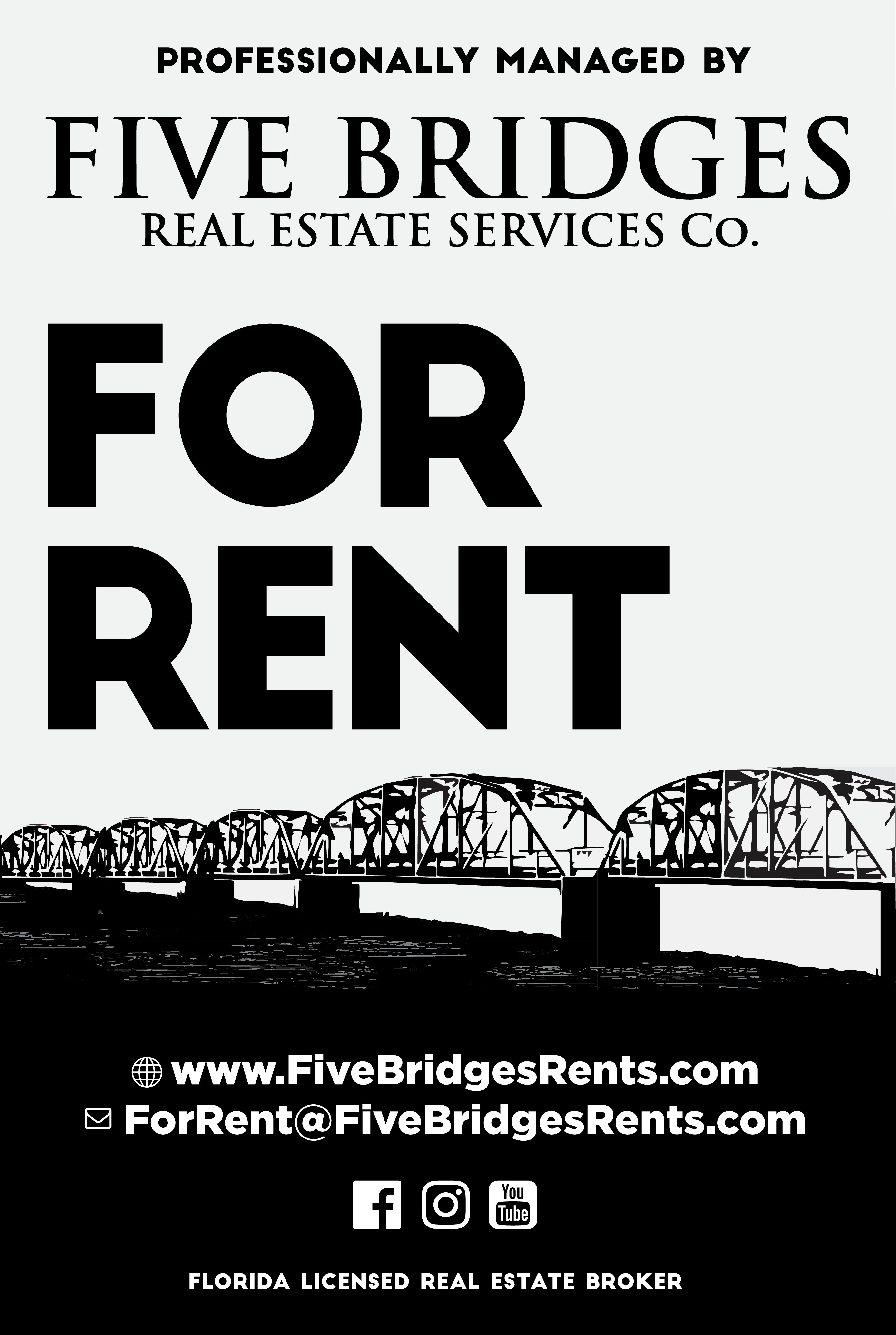 Design A Memorable Real Estate Sign | Five Bridges Real Estate Services