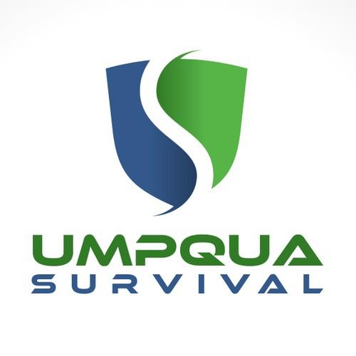 logo for Umpqua Survival