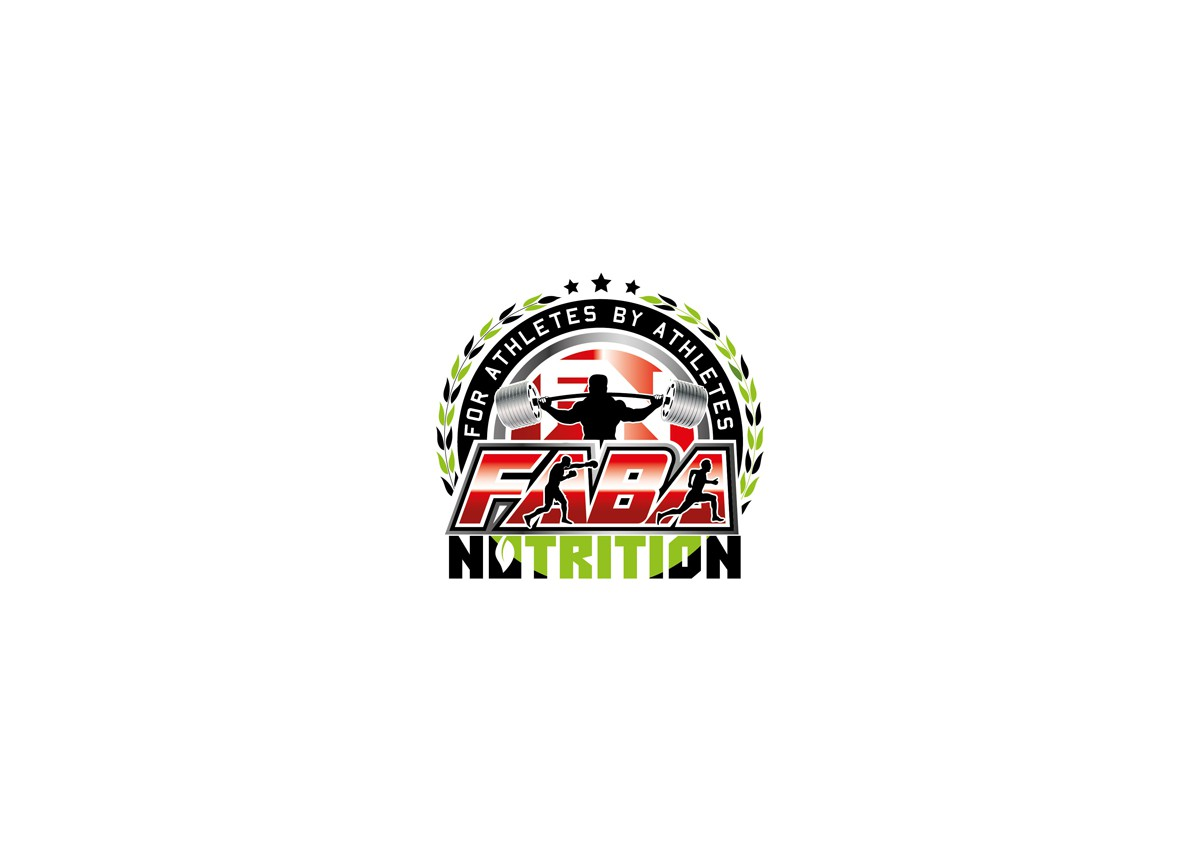 Help FABA NUTRITION with a new logo