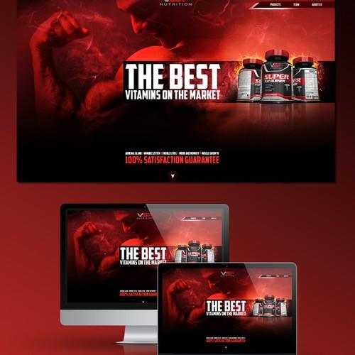 Vitamin Website
