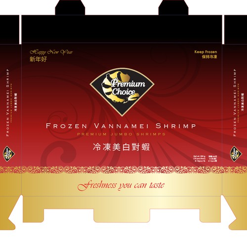 Winner design packaging