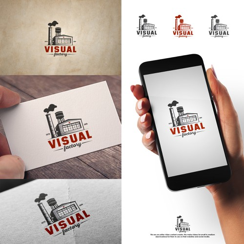 Logo for video marketing firm