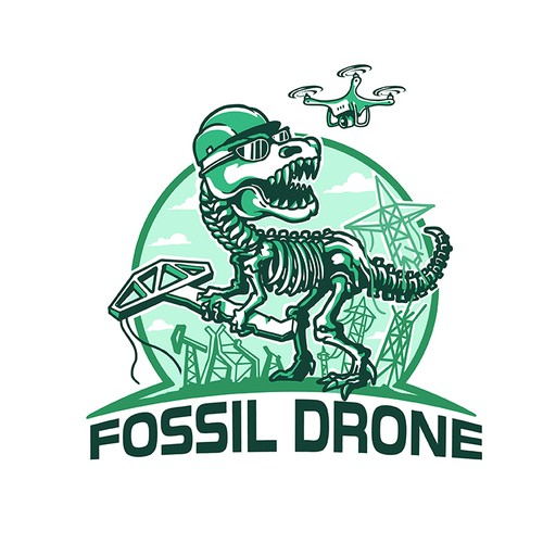 Fossil Drone