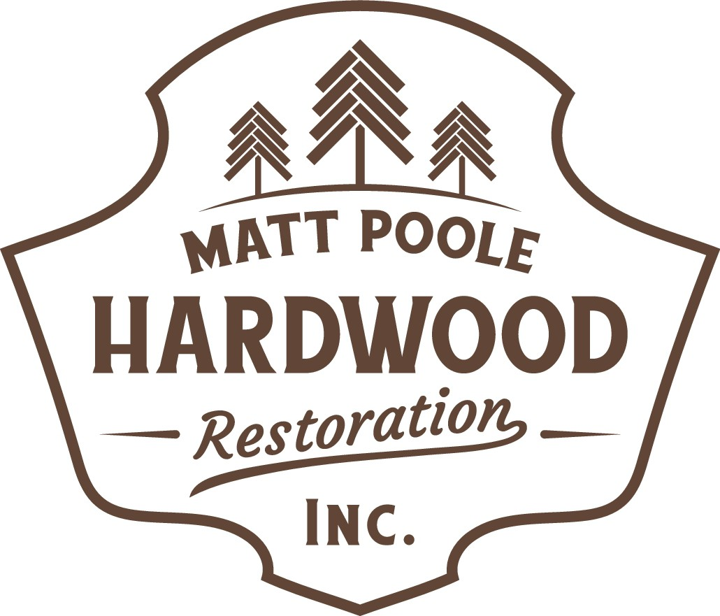 Logo Design for a Wood Floor Craftsman Small Business