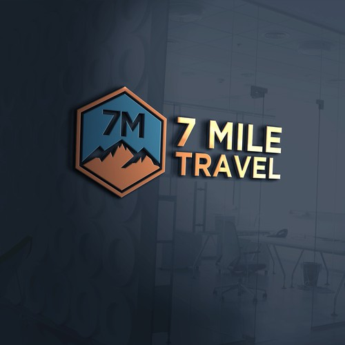 7 mile travel