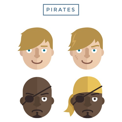 Pirate Characters