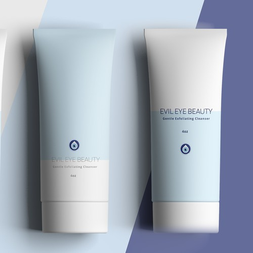 modern beauty packaging design