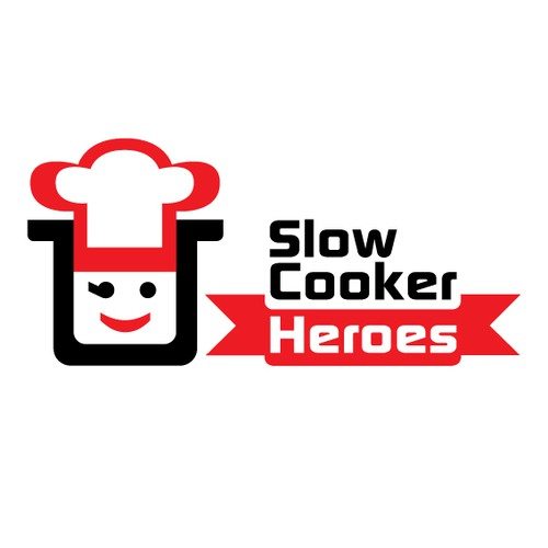Quick and Easy Cooking Logo For Modern, Fresh Concept
