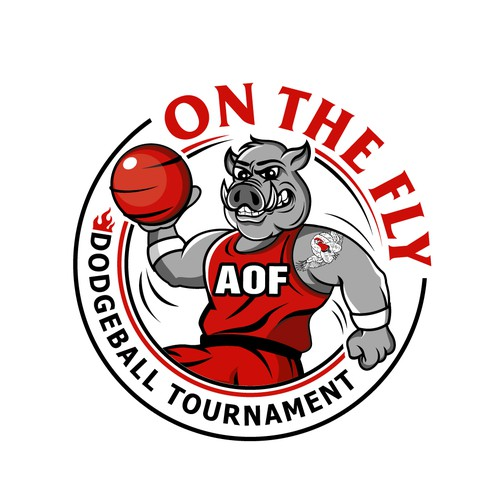 AOF On The Fly Dodgeball