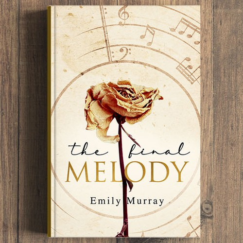 book cover the final melody