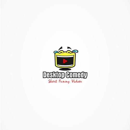 funy charakter logo design
