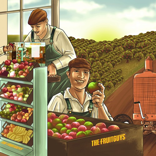 the fruit guys