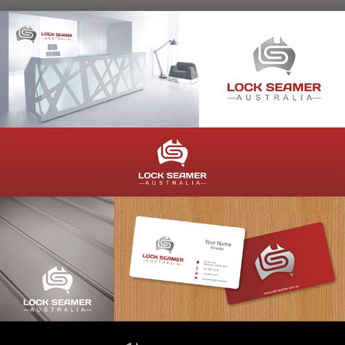 New logo wanted for LOCK SEAMER AUSTRALIA