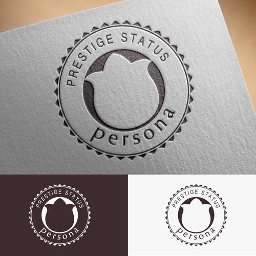 persona prestige status logo