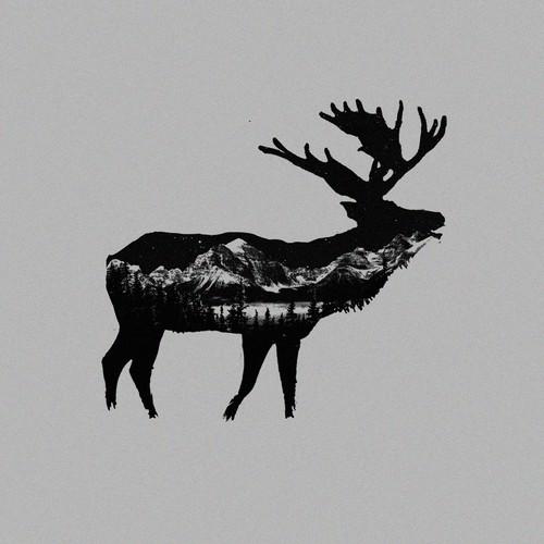 Outdoor Deer Mountain