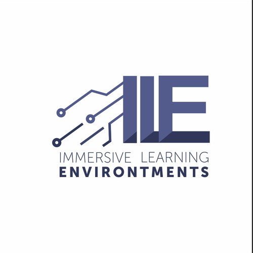 Logo Concept for Immersive Learning Environments