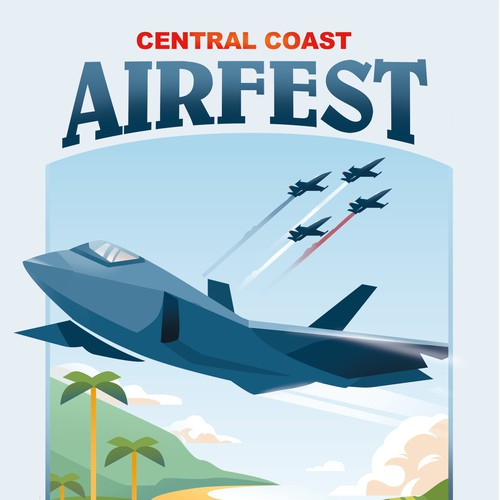 Airfest Poster