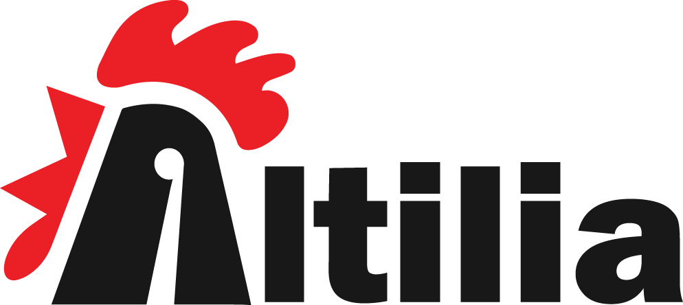 Corporate logo for our chicken slaughterhouse in Poland