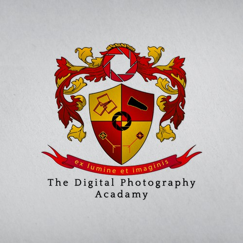 Photography School Logo