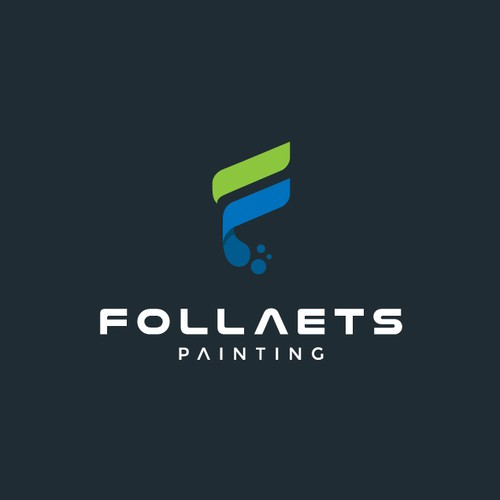 New Logo for Follaets Painting