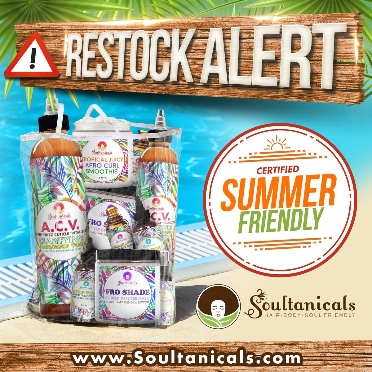 8x8 Summer Bundle Restock Ad