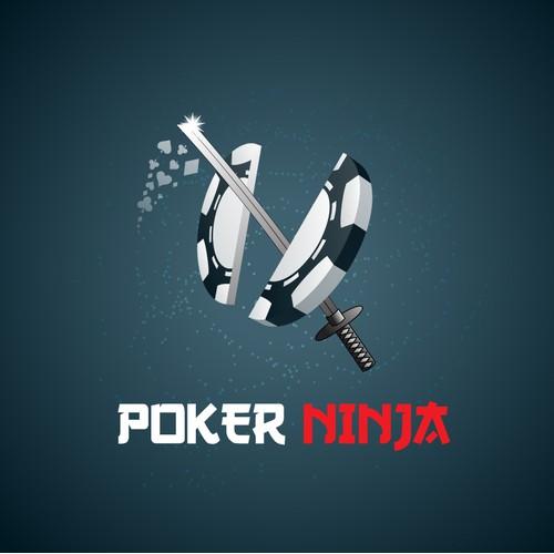 Poker Ninja Logo