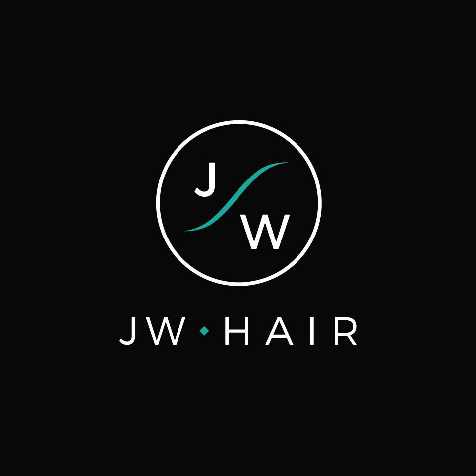 Create a new identity for jw hair salon.