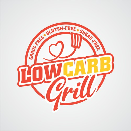 logo Low Carb Grill