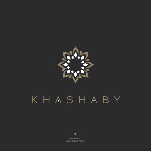 Logo Design for Khashaby