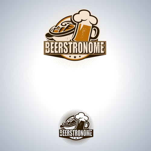 Logo wanted for a new blog about craft beer and food pairing