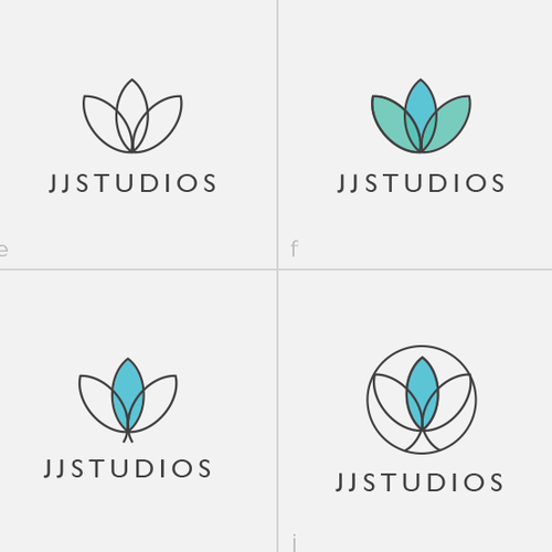 Logo concept for a massage therapy consulting firm
