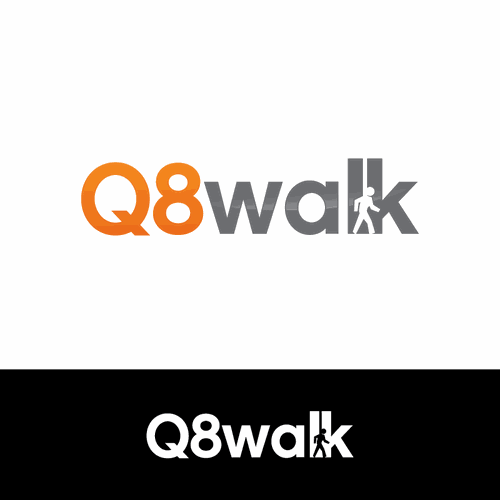 logo for Q8walk
