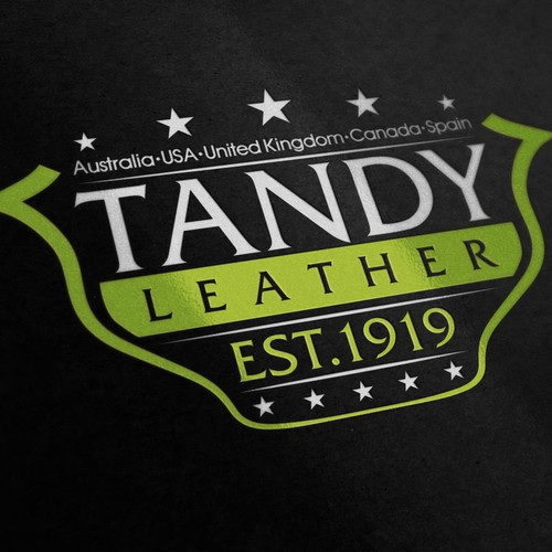t-shirt design required for Tandy Leather - New Brief
